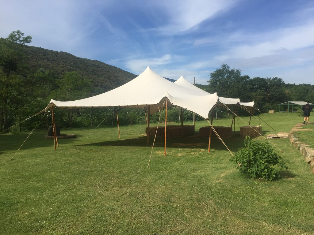 Location tentes stretch top tent